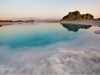 Мертвое море. Соль повсюду