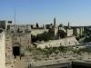 Яффские ворота в крепостной стене Старого города