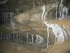 Пещера Колонель. Соляные нити