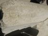 Храмовая гора. Перила каменного балкона