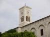 Назарет. Церковь Святого Иосифа. Квадратная башня